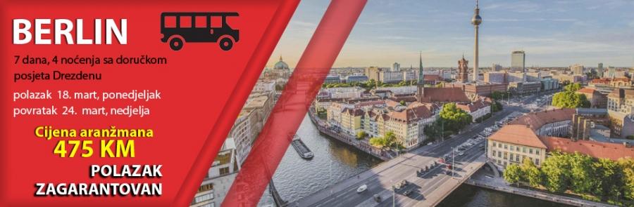 Berlin, 18. mart (autobus)