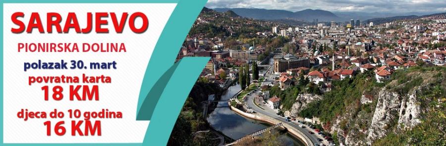 Sarajevo, 30. mart
